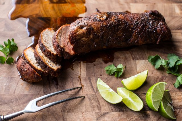 How to Cook a Pork Tenderloin in the Oven Recipe