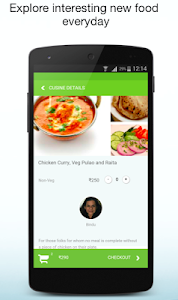 MealHopper Home Food Delivery screenshot 1