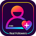 Real Followers - Get Likes for Instagram icon