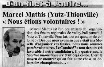 Photo: Interview Marcel Mathis