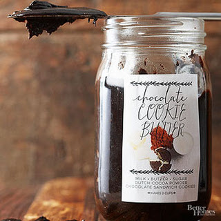 Chocolate Cookie Butter
