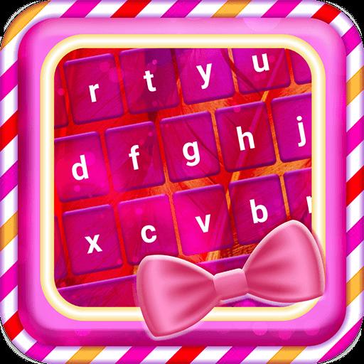 彩色键盘主题 生活 App LOGO-硬是要APP