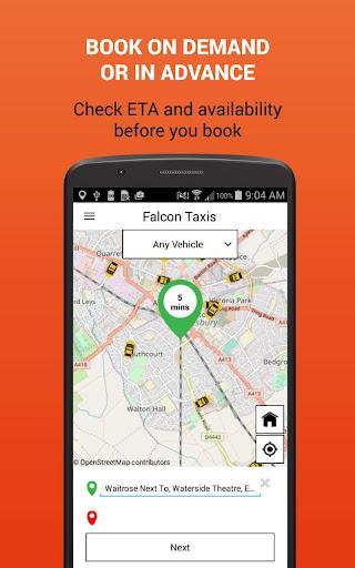 Falcon Taxis Aylesbury screenshots 2