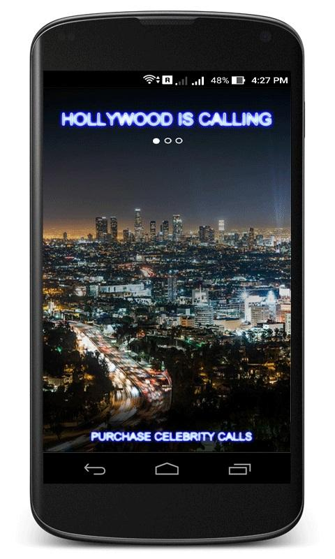 Hollywood Is Calling- screenshot