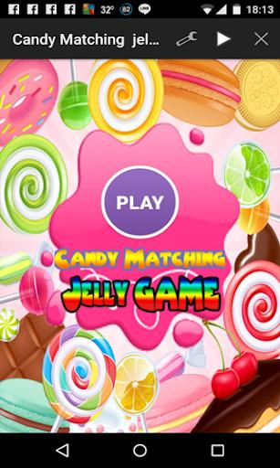 糖果匹配果冻游戏