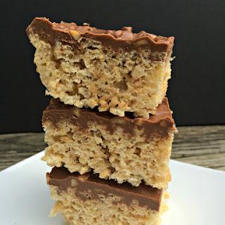 Chocolate Rice Krispie Bars Recipes.
