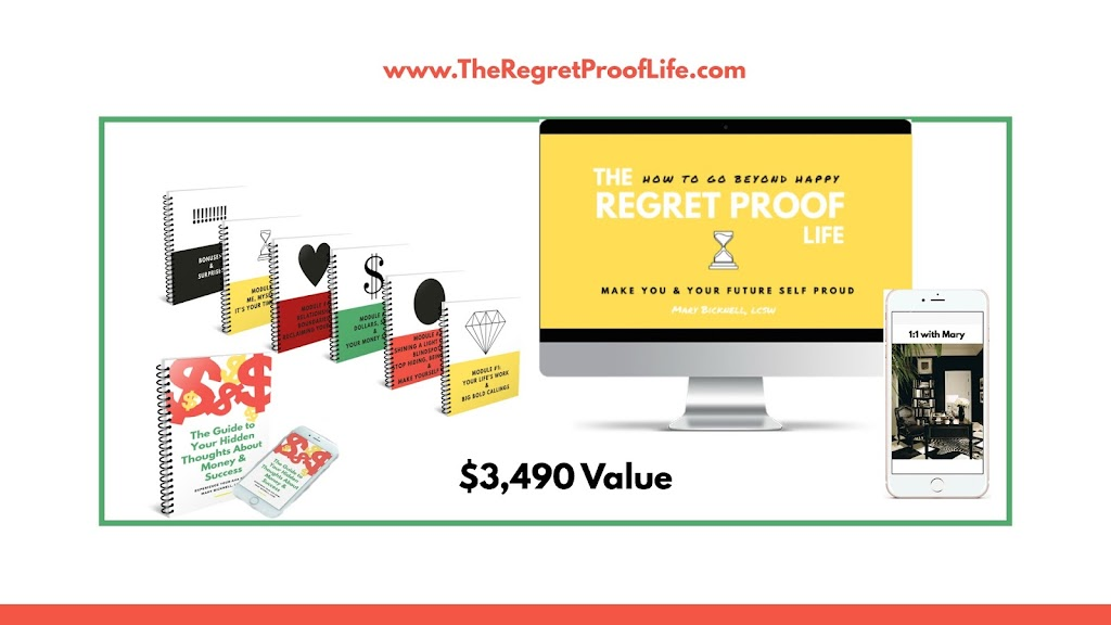 The Regret Proof Life Package