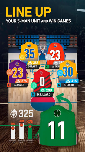 Basketball General Manager 2019 - Coach Game 5.10.000 androidappsheaven.com 1