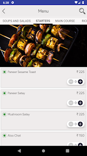 Download Navarang Veg Restaurant For PC Windows and Mac apk screenshot 5