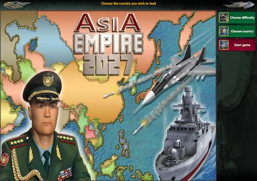 Asia Empire 2027 1.3.4 screenshots 9