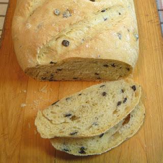Olive Rosemary Bread.