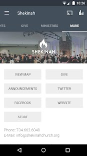 Shekinah Church- screenshot thumbnail