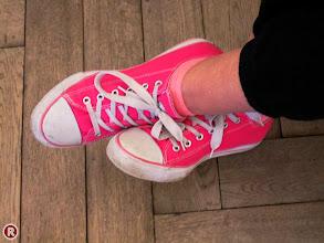 Photo: Die Schuhe unserer Königin :-)