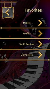 Synthesizer Ringtones - náhled