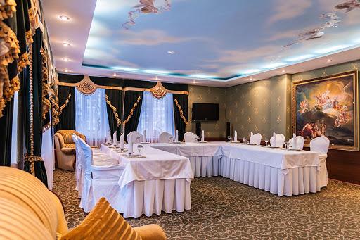 VIP-зал в Любить по-русски для свадьбы 2