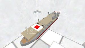 赤城型2番艦「昏羽」