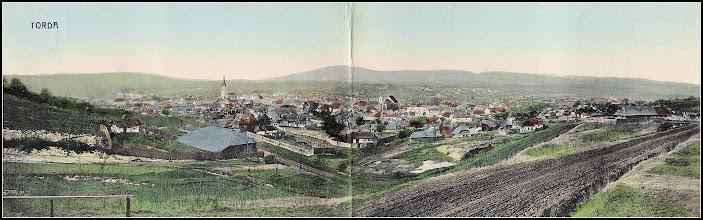 Photo: Panorama-ante-1918  sursa Imagini vechi, Radu Cerghizan https://imaginivechi.wordpress.com/2010/04/07/panorame/