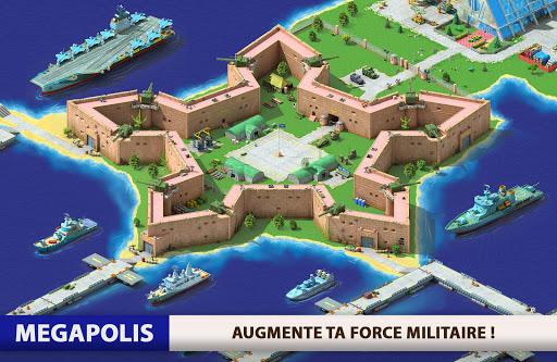 Code Triche Megapolis: Bâtis la ville de tes rêves!  APK MOD (Astuce) screenshots 4