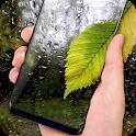 Water Rain Drop Live Wallpaper 2018: Ripple Effect icon