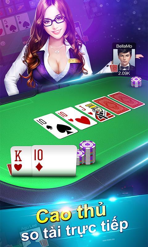Texas Poker Việt Nam- screenshot