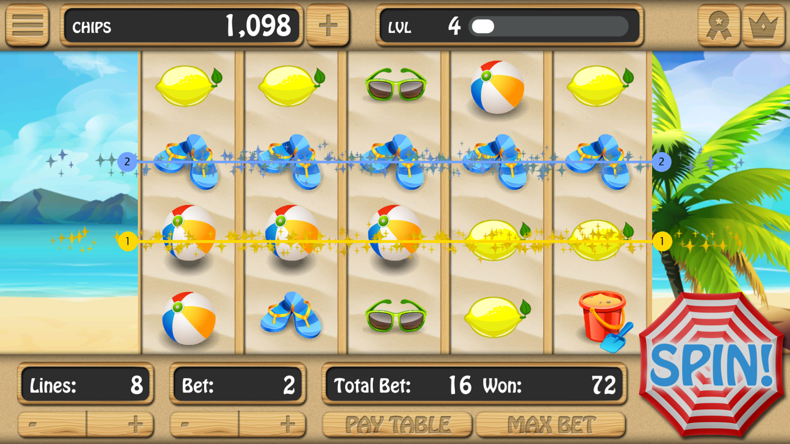 Slots Champion- screenshot