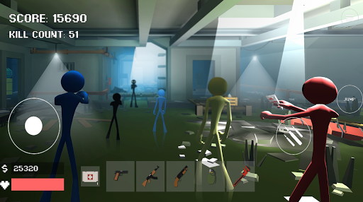 Stickman Combat Pixel Edition 8 screenshots 15
