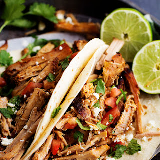 Slow Cooker Pork Carnitas.