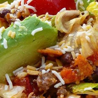 Spicy Dorito® Taco Salad.