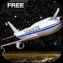 Flight Simulator Night - Fly Over New York NY icon