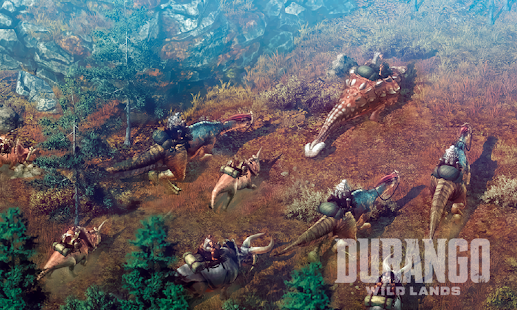 Durango: Wild Lands (Unreleased)- screenshot thumbnail