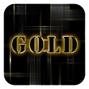 Gold Flower Theme v 1.1.3 app icon