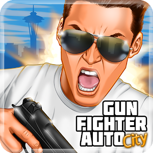 Gun Fighter Auto City for PC and MAC
