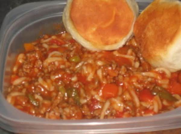 Hamburger Stew Recipe