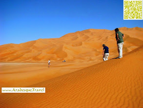 Photo: Oman desert tour empty quarter