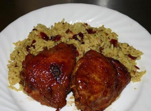 Coconut Curry Rice Recipe