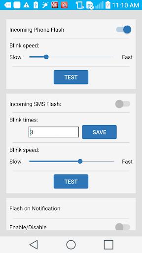 Flash Alerts Activator