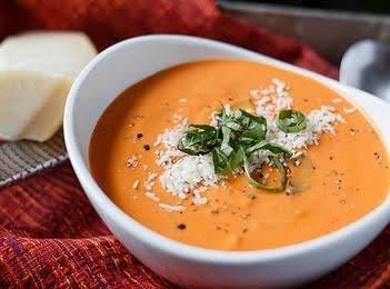 Nanie's Easy Creamy Tomato Soup