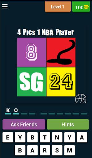 Basketball - NBA Trivia Quiz 3.2.3z screenshots 1