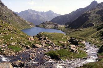 Photo: Vallferrera:  estany de Sotllo
