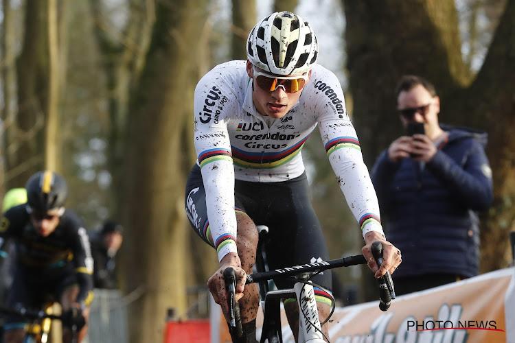 Mathieu Van der Poel kan fout permitteren en wint voor de eerste keer in Bredene