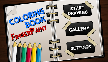 Coloring Book FingerPaint HD - screenshot thumbnail 05