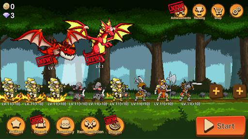 Hunter Rush 1.8 screenshots 2