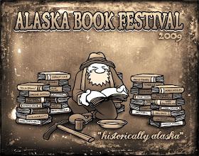 Photo: Alaska Book Festival 2009 poster