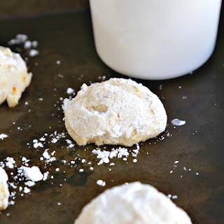 Lemon Meltaway Cookies