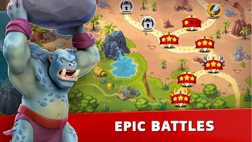Toy Defense Fantasy u2014 Tower Defense Game filehippodl screenshot 4