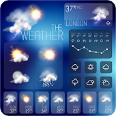 Weather Forecast 2019 - Widget & Radar