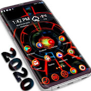 3D 2020 Theme For Android