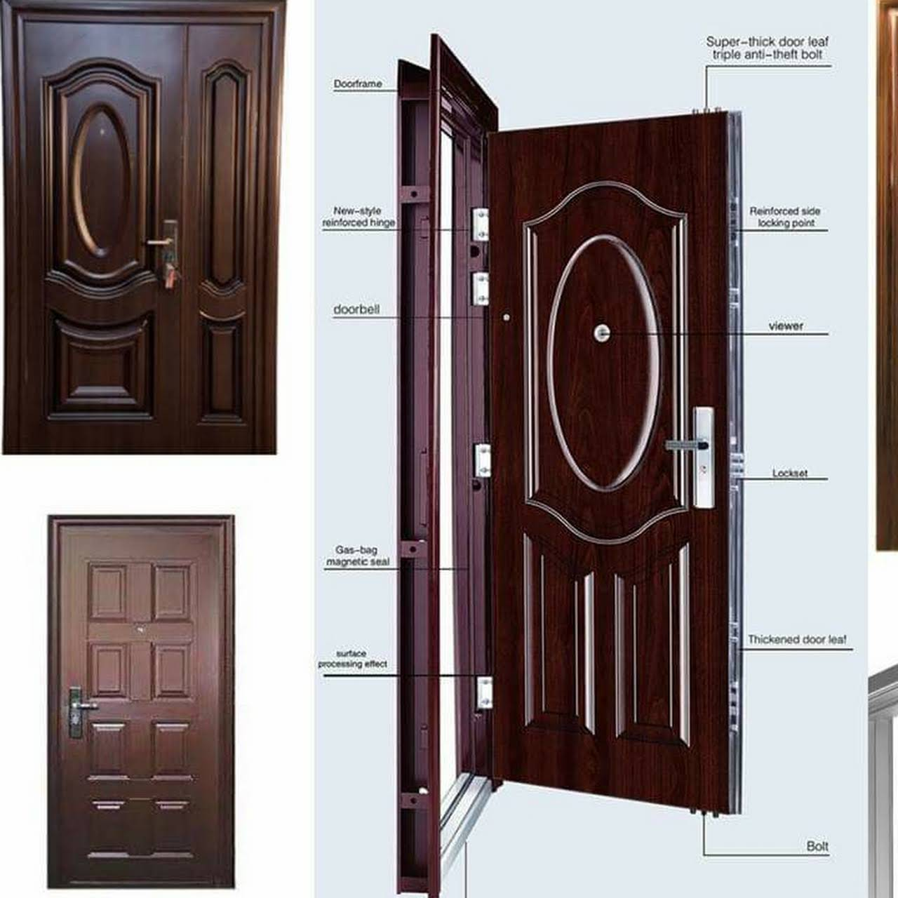 Jain Doors & plywoods - Door Manufacturer in Nagpur