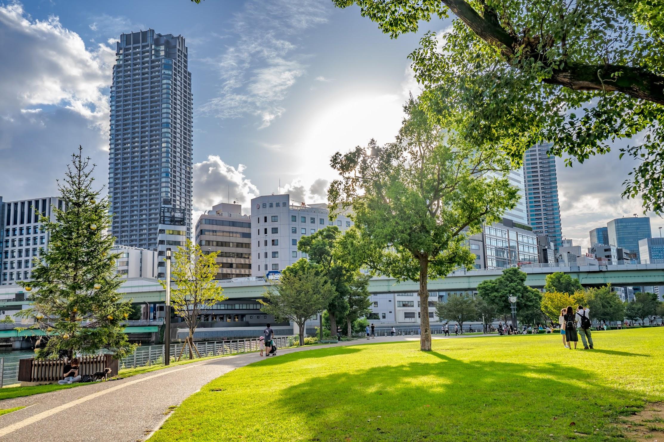 大阪 中之島公園5