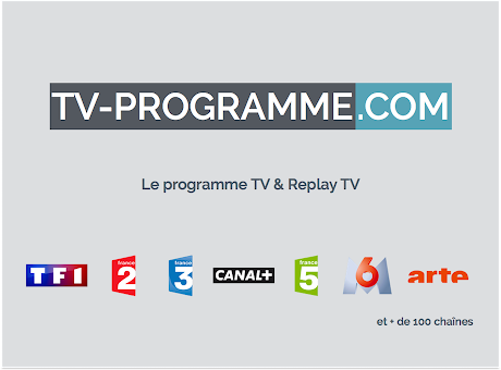 Programme TV & Replay TV